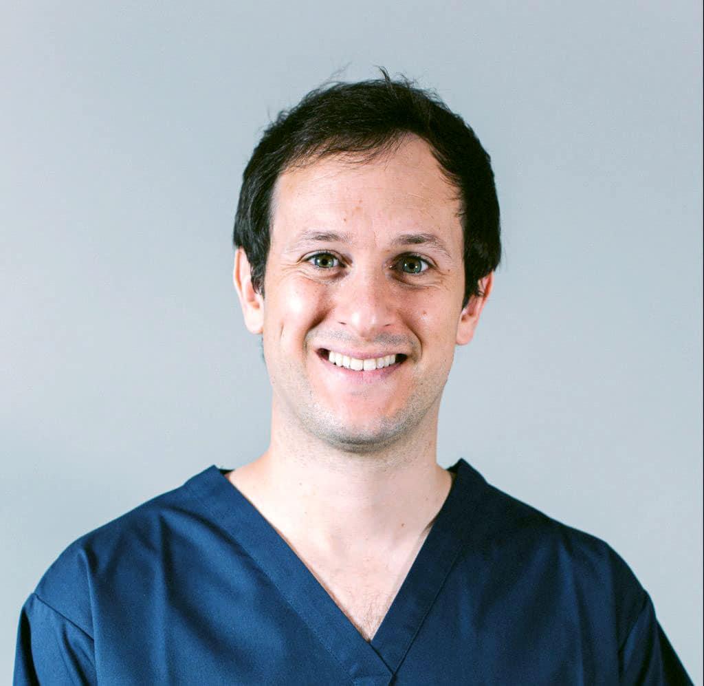 Telmo Iceta, Dentist